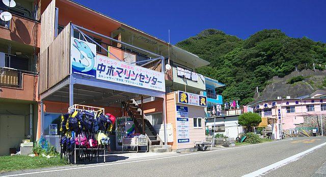 静岡ダイビング